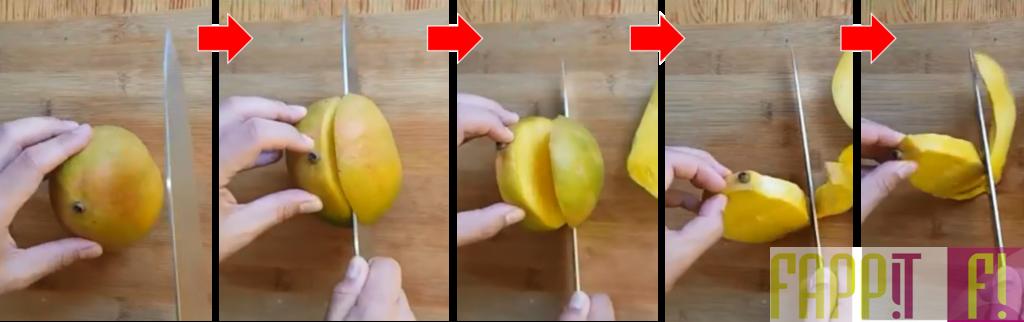 Mango_Cut_Schneiden