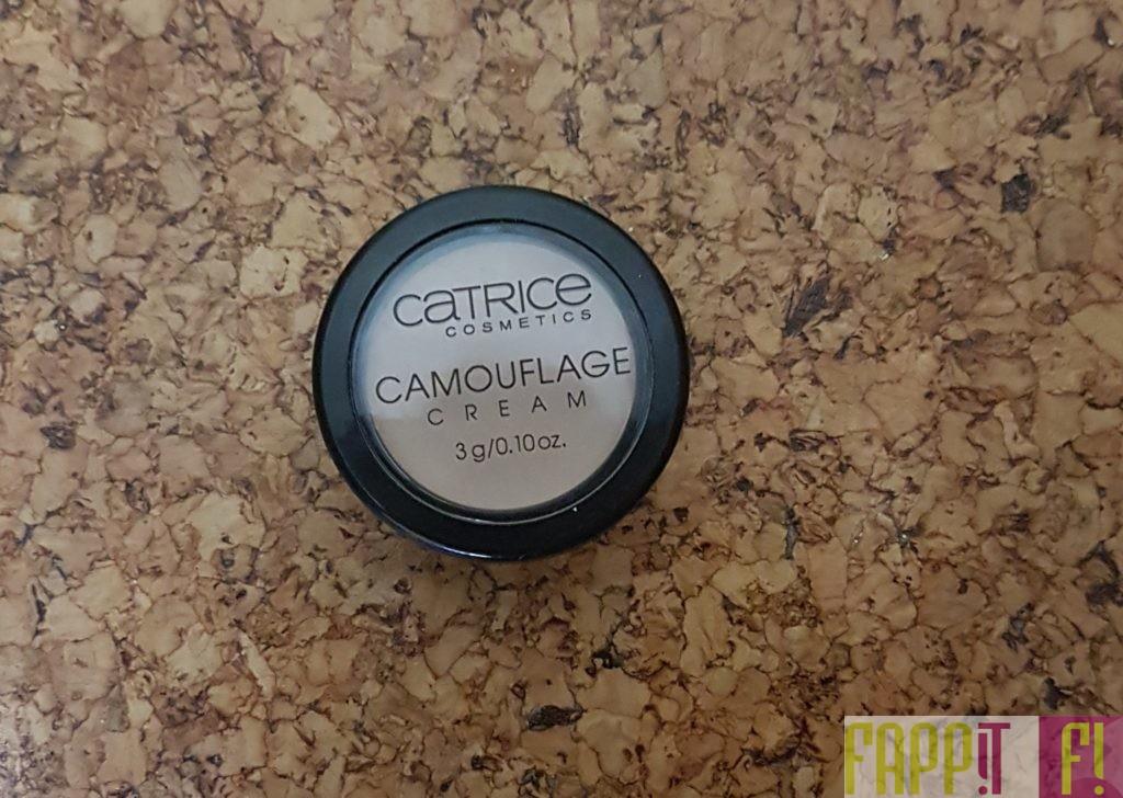Catrice Camouflage Cream korektor